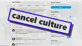 'Cancel culture' leads to people losing jobs, friends