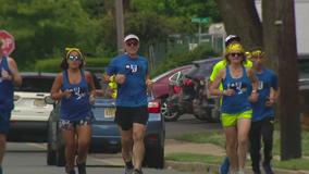 Runners clock 200 miles to lift spirits of South Jersey boy battling cancer