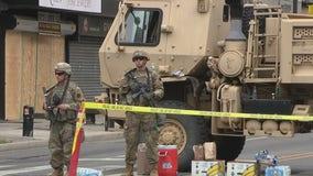 National Guard arrives in Upper Darby following looting, vandalism