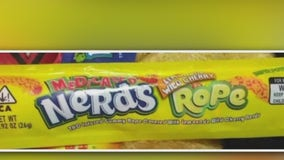 CHOP warns of counterfeit candy ropes laced with THC