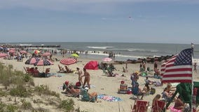 Coronavirus cases rising in young people in New Jersey and Delaware
