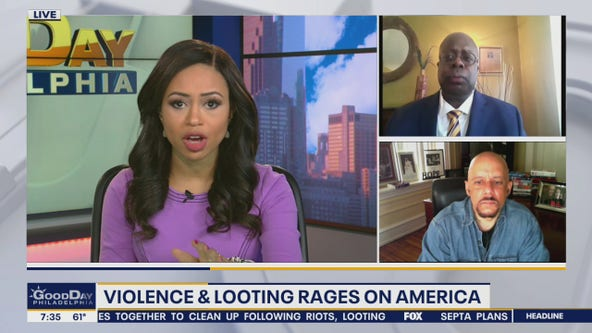 Violence, looting continues to impact communities nationally