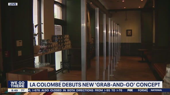 La Colombe debuts new grab-and-go concept