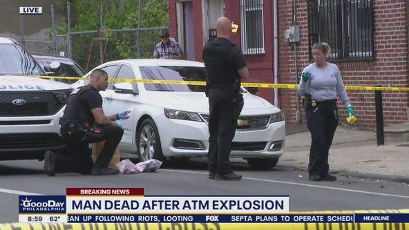 Police: 24-year-old man killed in ATM explosion, multiple incidents reported around city