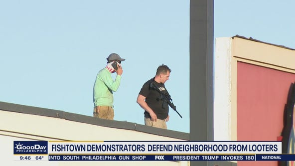 Residents want answers about group claiming to defend Fishtown