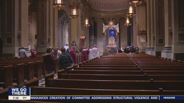 Archdiocese of Philadelphia reopens Saturday