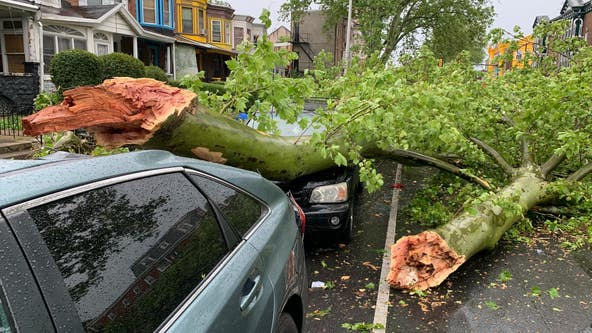 4 dead, thousands without power after storms sweep across region