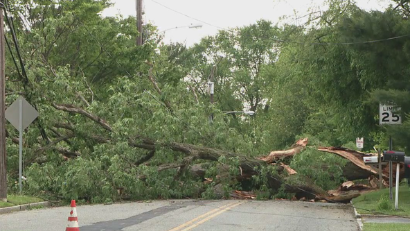 Thousands without power, forced to evacuate in parts of Montgomery County