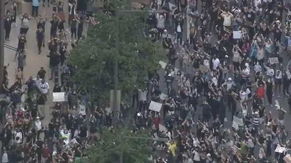 City officials announce road closures ahead of planned demonstrations Saturday
