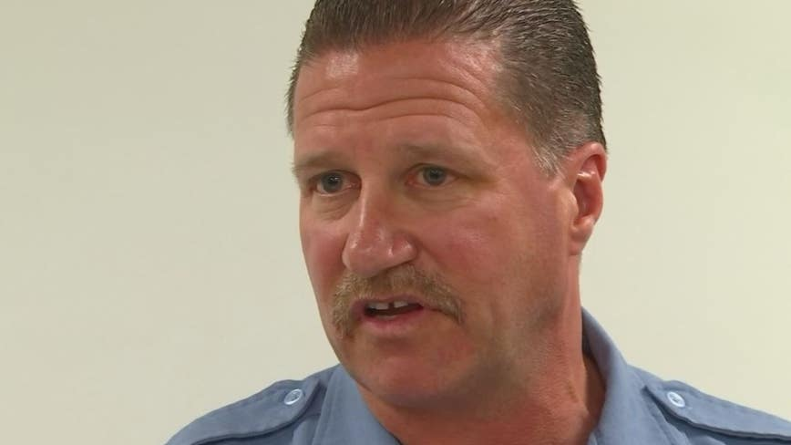 Ex-Minneapolis police chief to police union president: 'Turn in your badge'