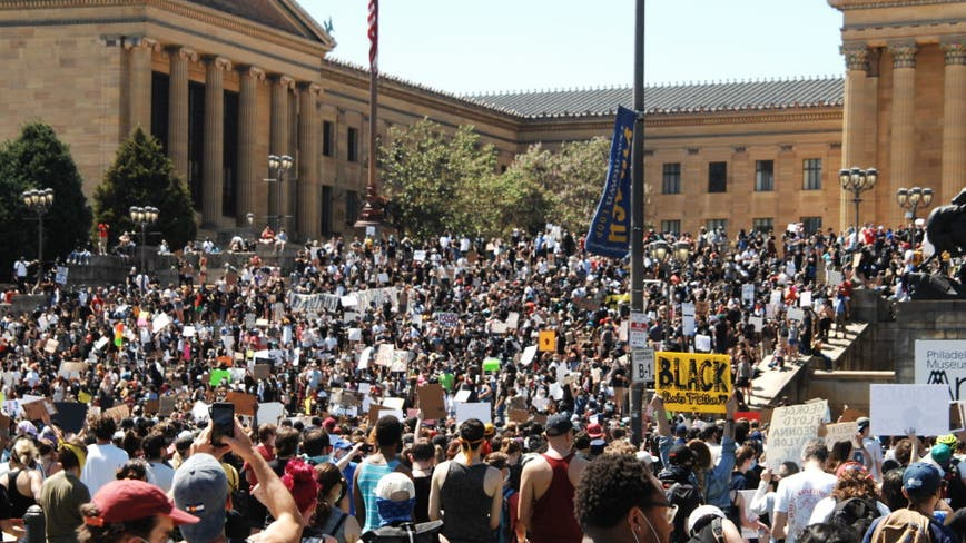 Thousands set to march against police brutality in Philadelphia
