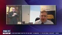 Philadelphia Managing Director Brian Abernathy leaving his post