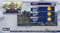 Weather Authority: Hot, humid 4th of July weekend slated for region