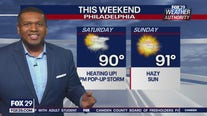 Weather Authority: Friday night update