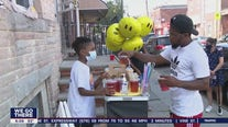 South Philadelphia 10-year-old starts lemonade stand to help pay for college