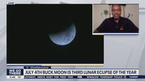 Derrick and Jerrick discuss July 4 Buck Moon lunar eclipse