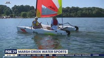 Marsh Creek water sports