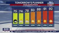 Weather Authority: Wednesday night update