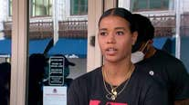 WNBA star Natasha Cloud talks about foregoing season to fight for social justice