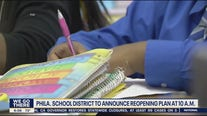 Philadelphia School District to announce reopening plans