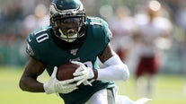 Patriots' Edelman says he spoke with DeSean Jackson, Malcolm Jenkins weighs in on posts