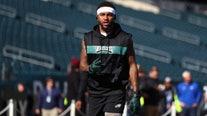 Eagles penalize DeSean Jackson for anti-Semitic social media post