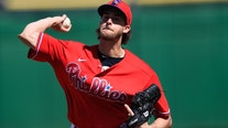 Aaron Nola clears virus protocol, arrives at Phillies camp