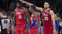 76ers counting on healthy Embiid, Simmons for title push in Orlando