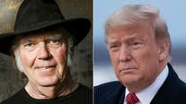 Neil Young upset Trump event used his song: 'This is NOT ok with me'