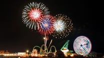 Wildwood to resume Friday Night Fireworks in August
