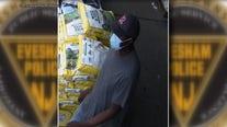 Suspect sought in Marlton Walmart upskirting incident