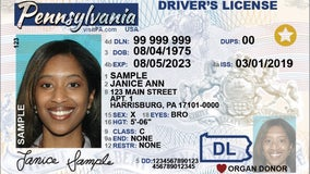 Pennsylvania introduces gender-neutral driver license, ID card option