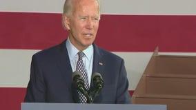 Biden in Scranton pledges New Deal-like economic agenda to counter Trump