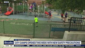 Camp Kelly: Bridesburg Recreation Center