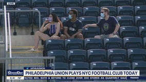 Philadelphia Union begins play Thursday, season ticket holders can watch game in Chester