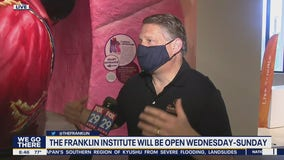Franklin Institute reopens to the public Wednesday