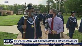 St. Augustine Preparatory High School holds graduation