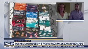 Locked Down Designs creates face masks to show off personality