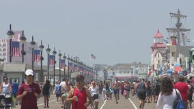 Ocean City offering prizes to people wearing masks on Fourth of July