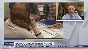 School Districts are getting ready to reopen in the fall