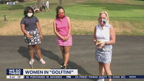 Golftinis bringing luck to female golfers