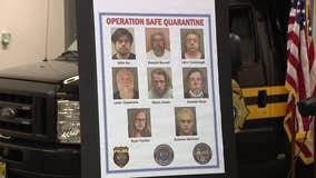 7 Burlington County men facing child porn charges following 'Operation Safe Quarantine'