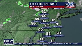 Weather Authority: Sunday night update