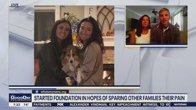 Family of Samantha Josephson starts WhatsMyName Foundation promoting rideshare safety