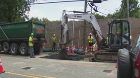 Neighbors worry as sinkholes crop up near Mariner East pipeline construction