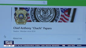 Popular Delaware County police chief forced to relocate social media app
