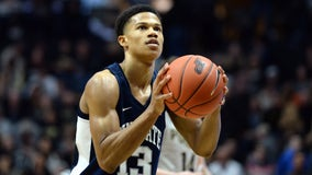 Former Penn State basketball player says he left school after coach's 'noose' comment