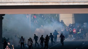 Philadelphia protesters sue city over tear gas, use of force during protests, unrest