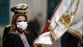 Bolivian president has COVID-19 as virus hits region's elite