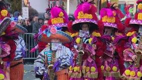 Philadelphia's Mummers Parade called off because of virus